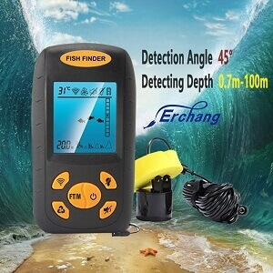 Erchang Sonar Fish Finder