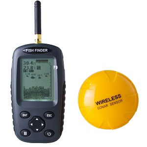 Venterior Portable Fish Finder VT-FF-002