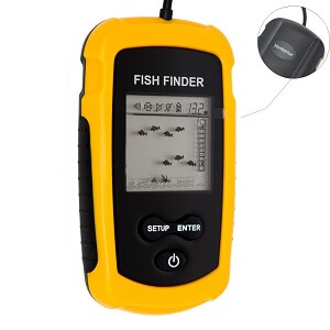 Venterior Portable Fish Finder VT-FF001E