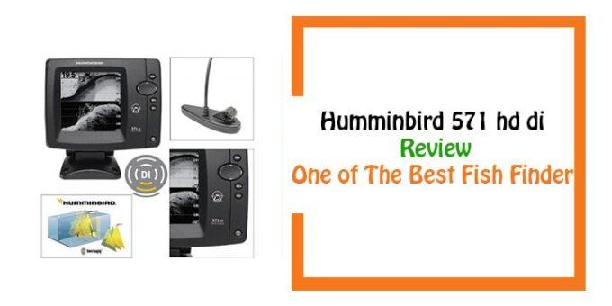 Humminbird 571 HD DI Review