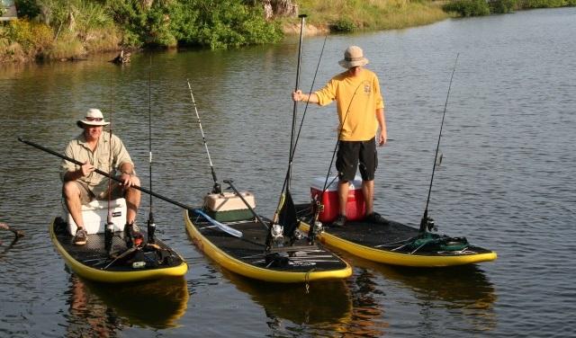 Best Fishing SUP