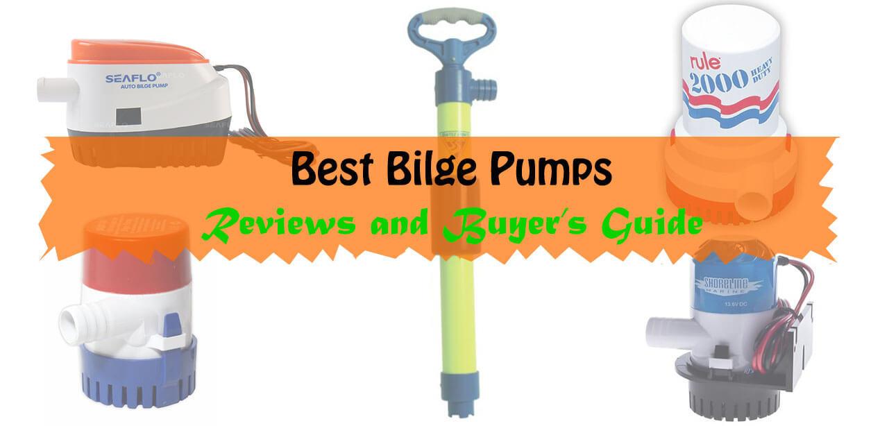 Best Bilge Pumps