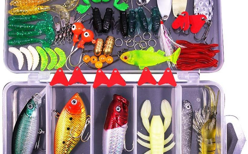 one of the best Fishing Lures Kit Set today